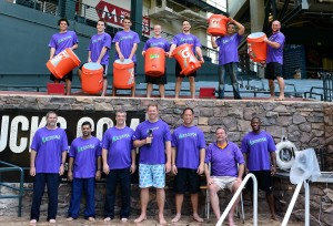 2015 DBacks Ice bucket 2