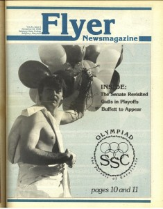 Doug Clough - SSC Flyer Cover